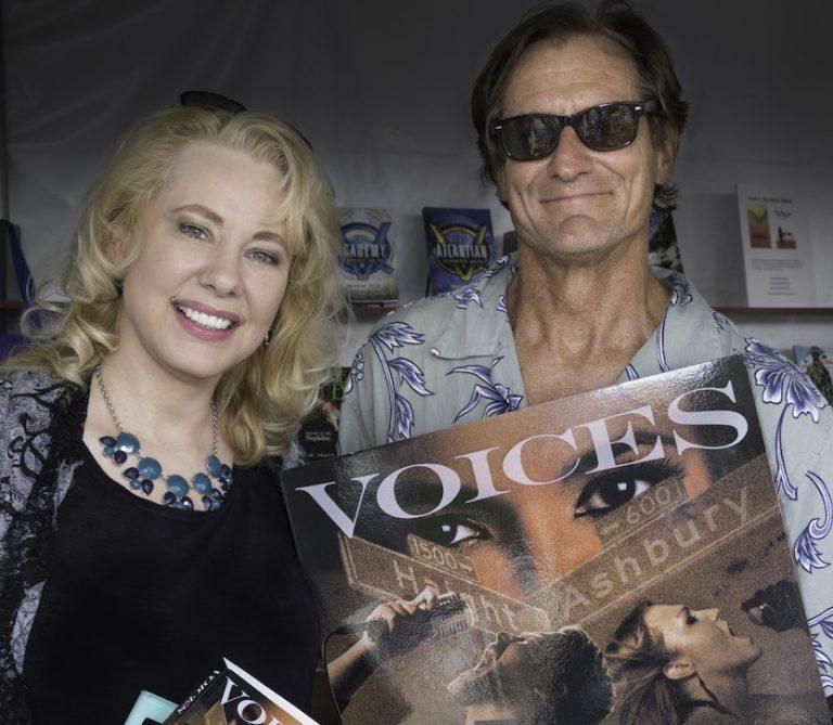LA Times Book Fest, Black Chateau, Desiree Duffy, Robert Yehling