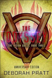 https://www.amazon.com/Odyssey-VISION-QUEST-BOOK-ebook/dp/B0716SL5QK/ref=sr_1_1?ie=UTF8&qid=1499879316&sr=8-1&keywords=The+odyssey+deborah+pratt
