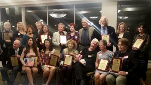 book publicists, awards, books, authors, black chateau, desiree duffy, book publicist of the year