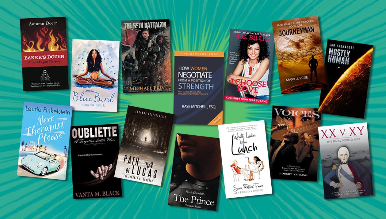 Black Chateau, authors, LA Times Book Festival