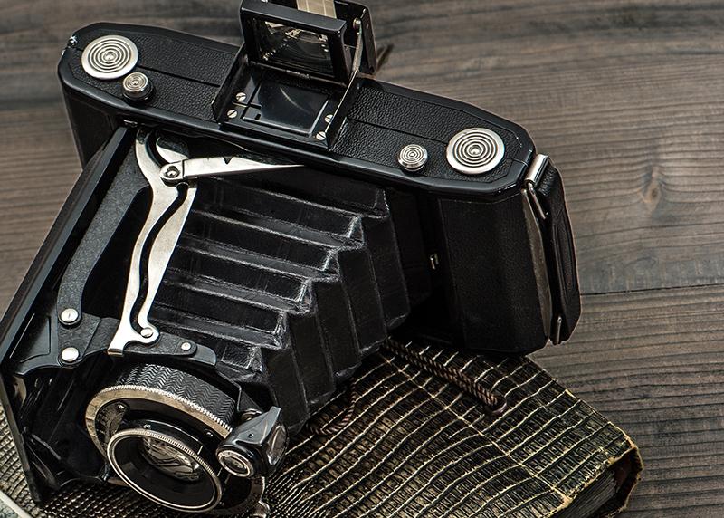 Black Chateau photography author headshots