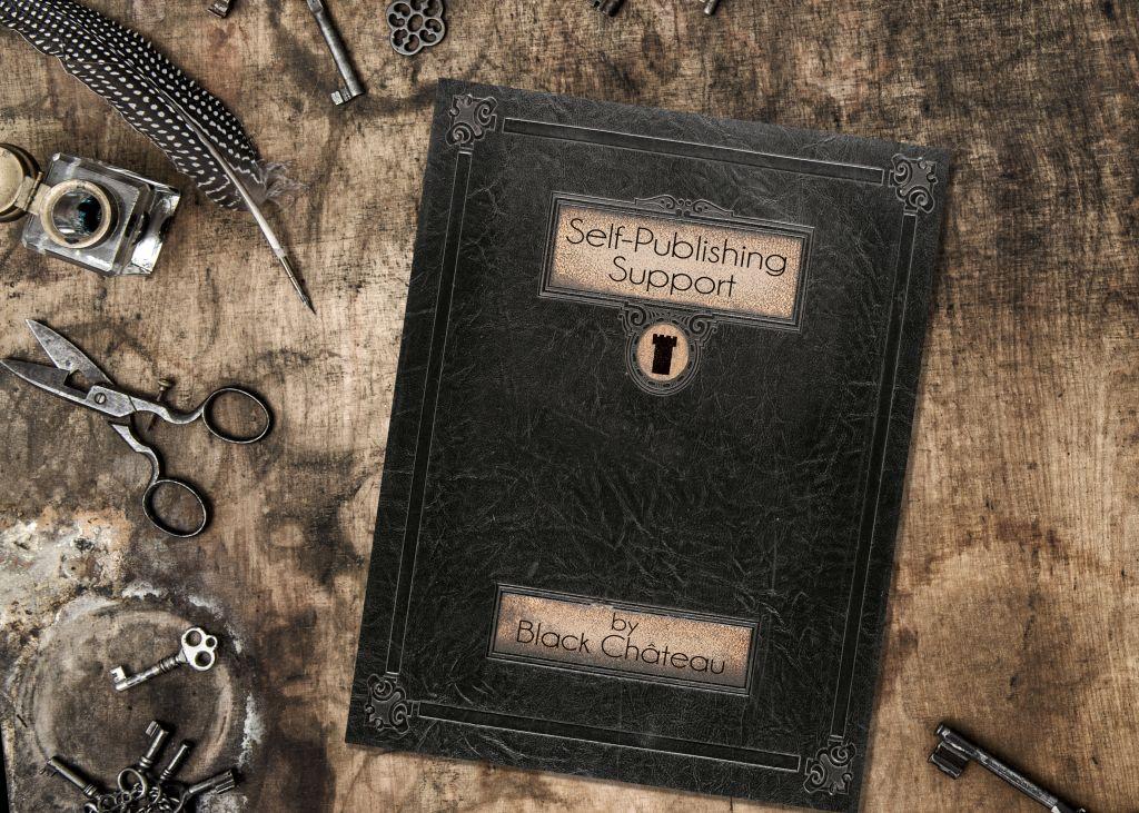 self-publishing book cover design